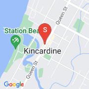Road Map of 742 Queen Street, Kincardine, Ontario